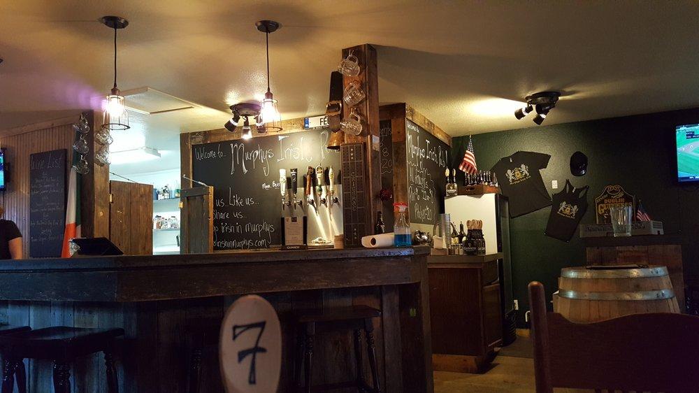 Murphys Irish Pub: 415 Main St, Murphys, CA