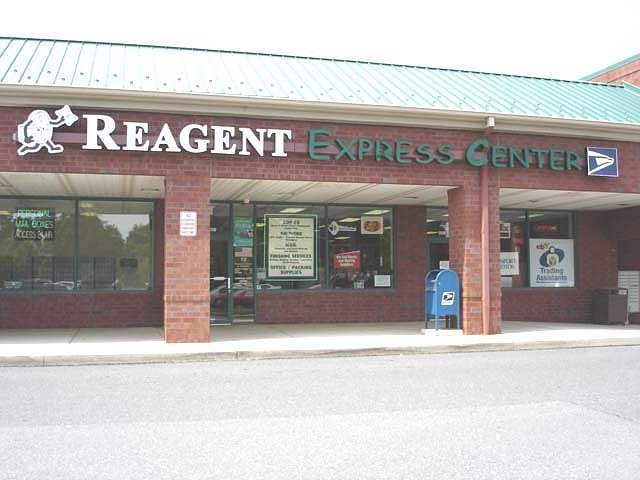 Reagent Express Center: 256 Eagleview Blvd, Exton, PA