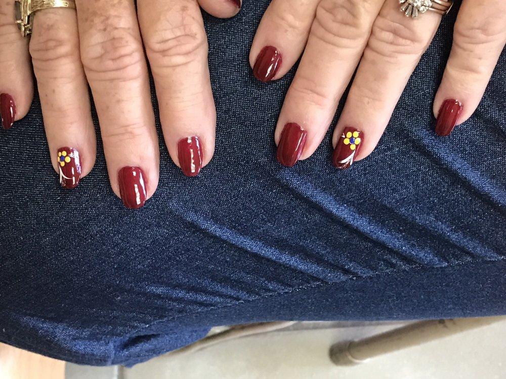 Number One Nails: 121 W Riverside Dr, Parker, AZ