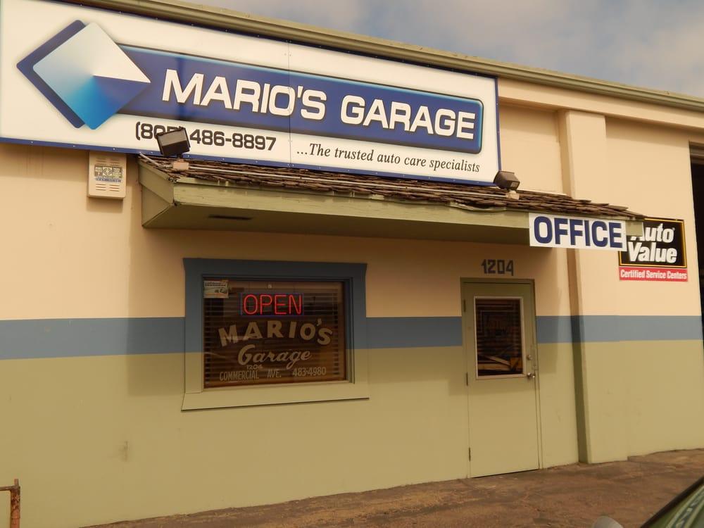 Mario s garage 34 avis r paration auto 1204 for Garage des paluds avis