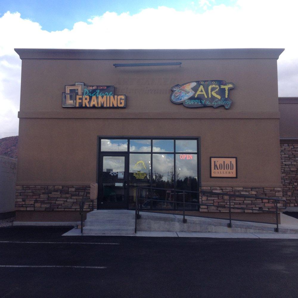 Color Country Art Supply: 111 South Main St, Cedar City, UT