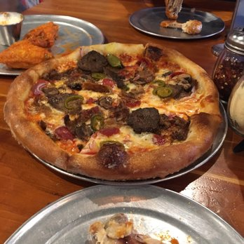 Fort worth pizzeria new 142 photos 108 reviews - American gardens west 7th fort worth ...