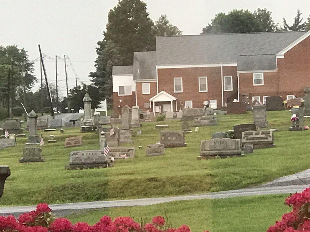 Mt Hope United Methodist Church: 258 Mt Hope Rd, South Fork, PA