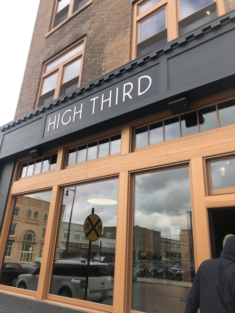 High Third: 7 1st St SE, Minot, ND