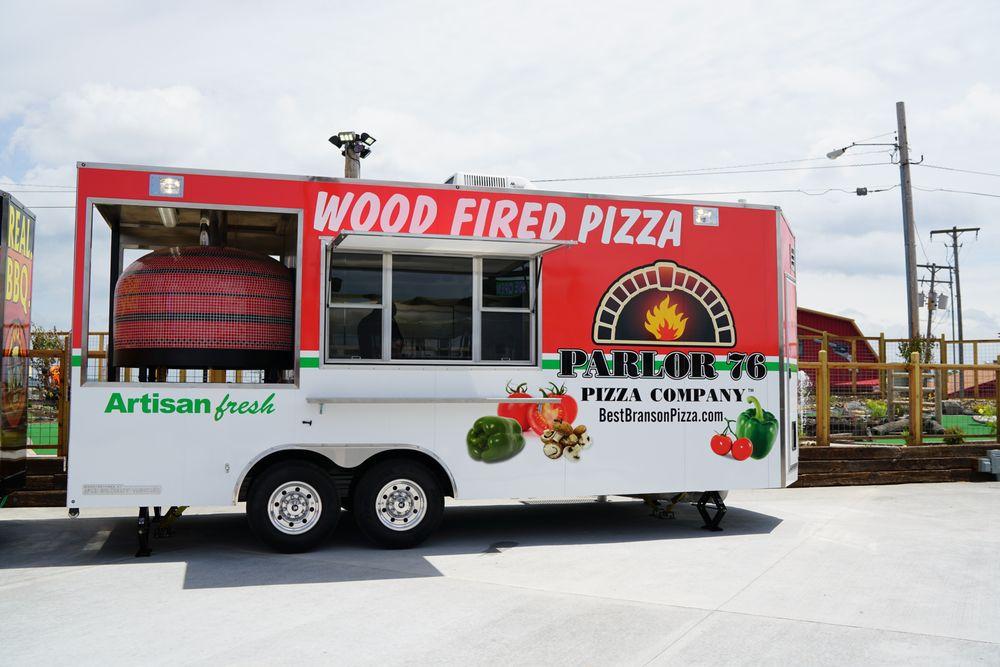 Best Branson Pizza: Branson, MO