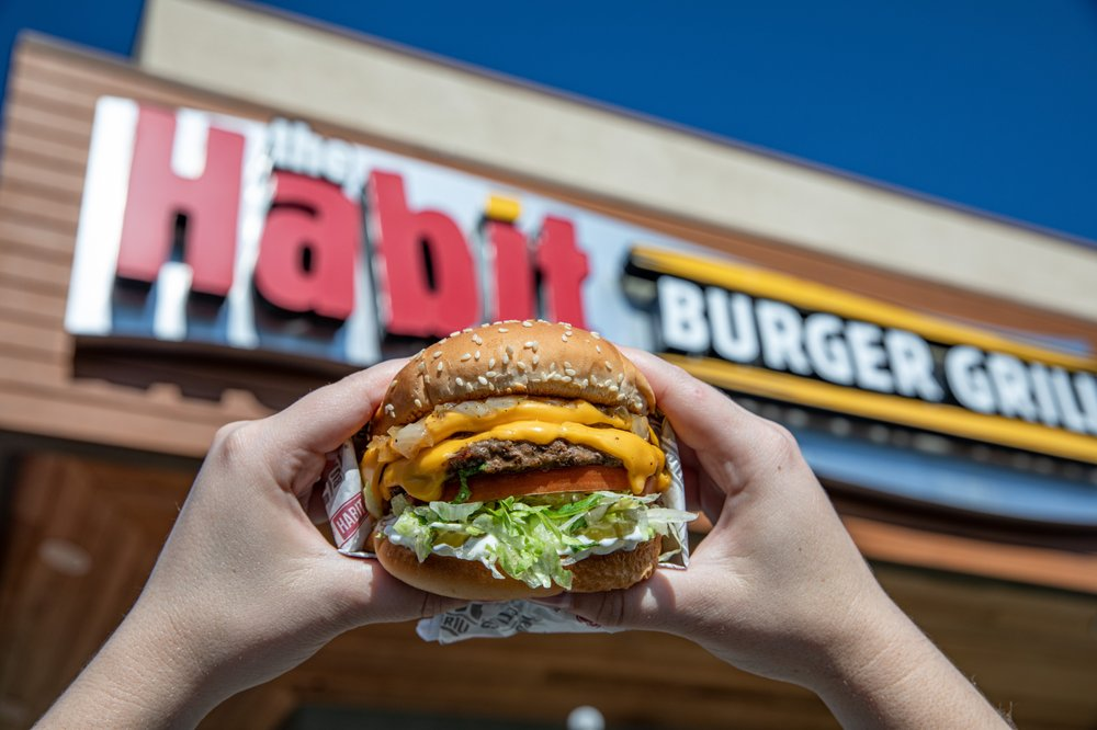 The Habit Burger Grill: 20411 98th St E, Bonney Lake, WA