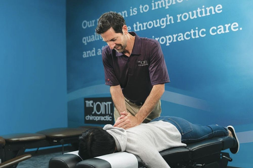 The Joint Chiropractic: 104 W Rand Rd, Mount Prospect, IL