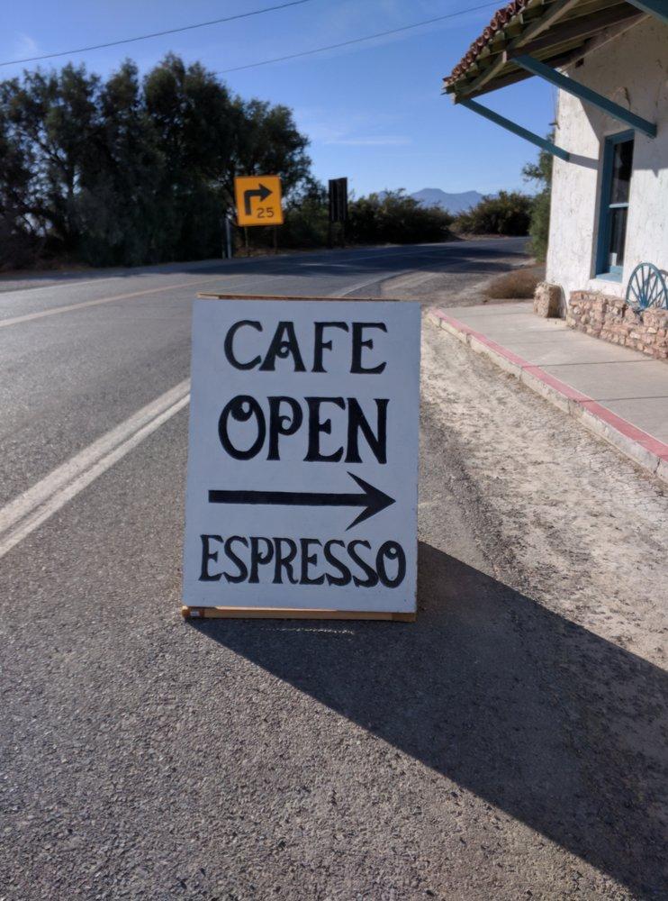 Reviews Amargosa Cafe