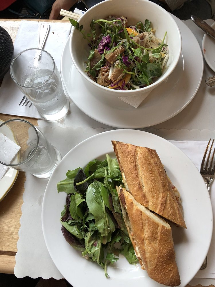 Cafe Gitane: 70 Hudson Ave, Brooklyn, NY