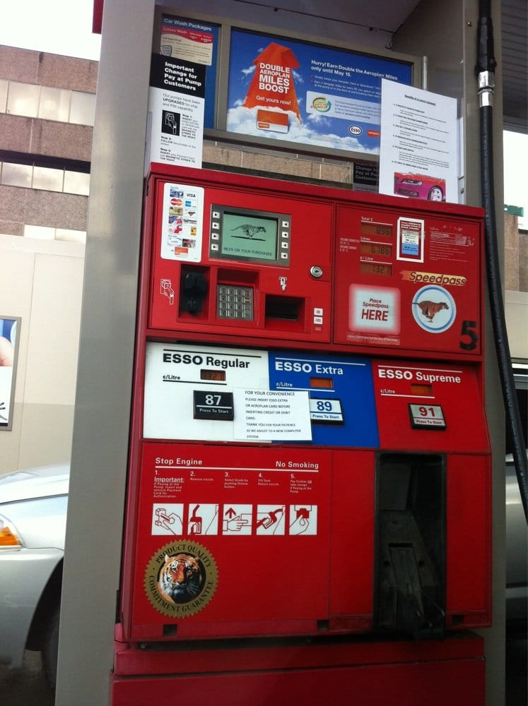 Esso - Gas Stations - 1795 Broadway W, Fairview Slopes, Vancouver ...