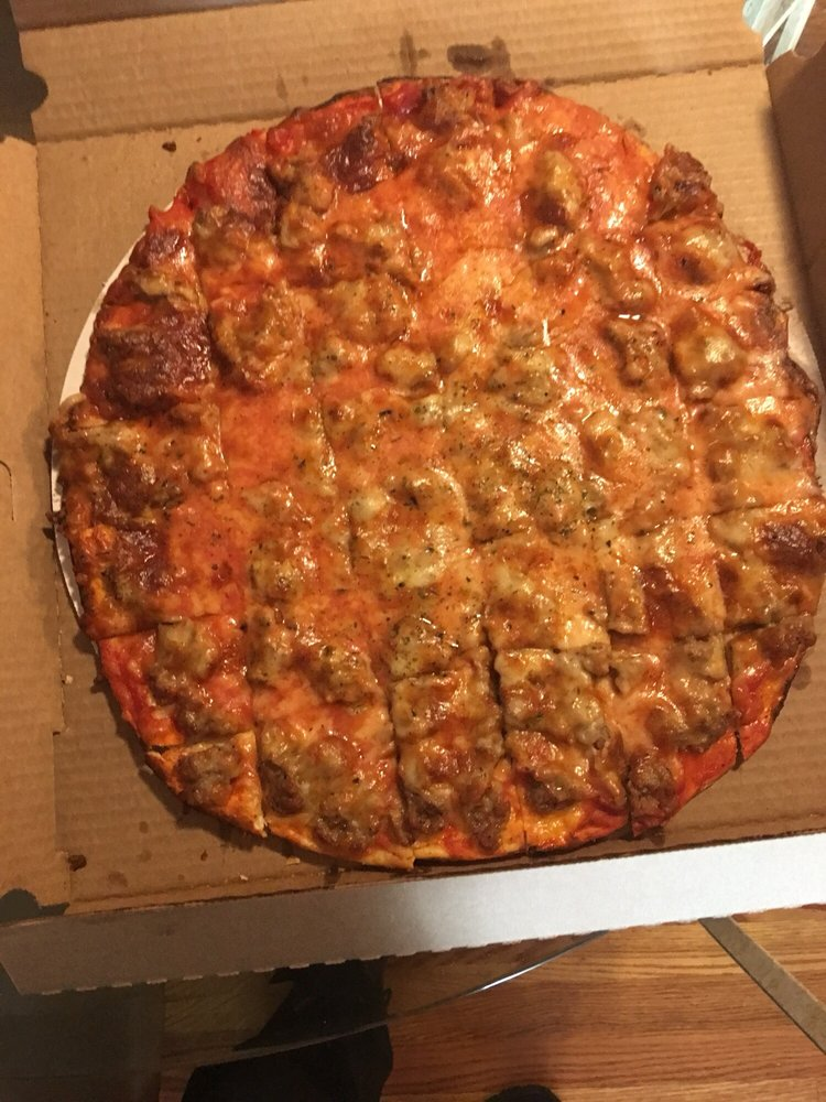 Vito & Nick's II Pizzeria: 9644 S Roberts Rd, Hickory Hills, IL
