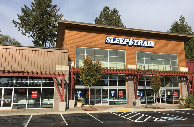 Sleep train mattress centers 10 photos furniture for Furniture gig harbor