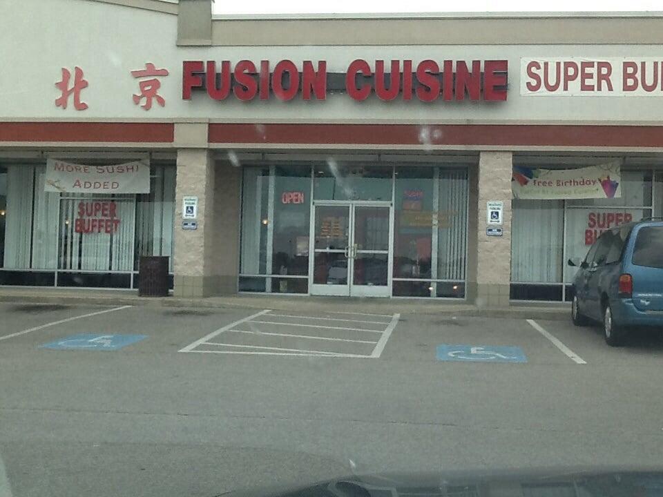 Fusion Cuisine: 1362 N Ellington Pkwy, Lewisburg, TN
