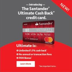 santander phone number