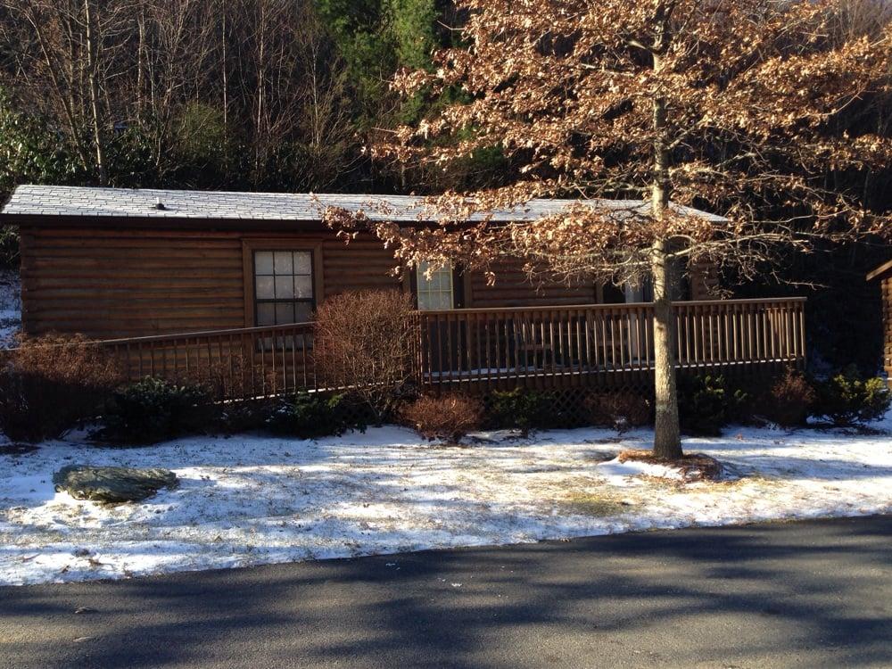 Photos For Riverside Log Cabins Yelp
