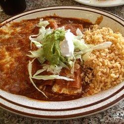 Photo Of El Sol Mexican Restaurant La Crescenta Ca United States Enchiladas