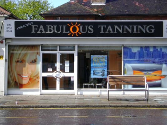 Absolutely fabulous tanning salons tanning 589 for Absolutely fabulous beauty salon