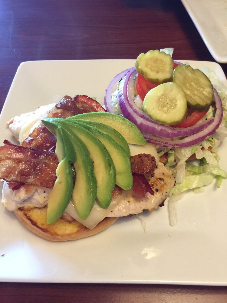 Chicken Avocado Sandwich Yelp
