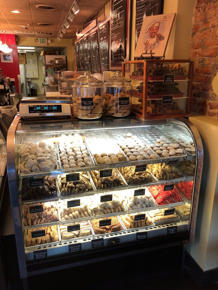 Vaccaro's Italian Pastry Shop: 2919 O'Donnell St, Baltimore, MD