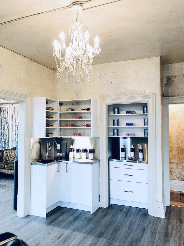 The Cabinet Salon
