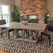 Rustic Contemporary Photo Of Woodland Creek Furniture   Traverse City, MI,  United States.