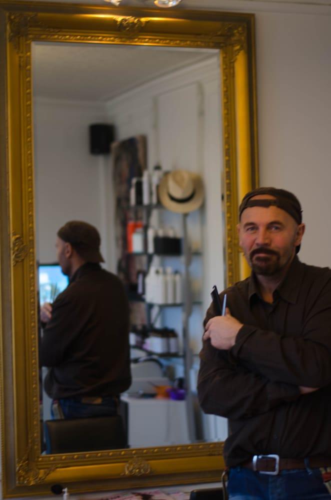 bedste frisør