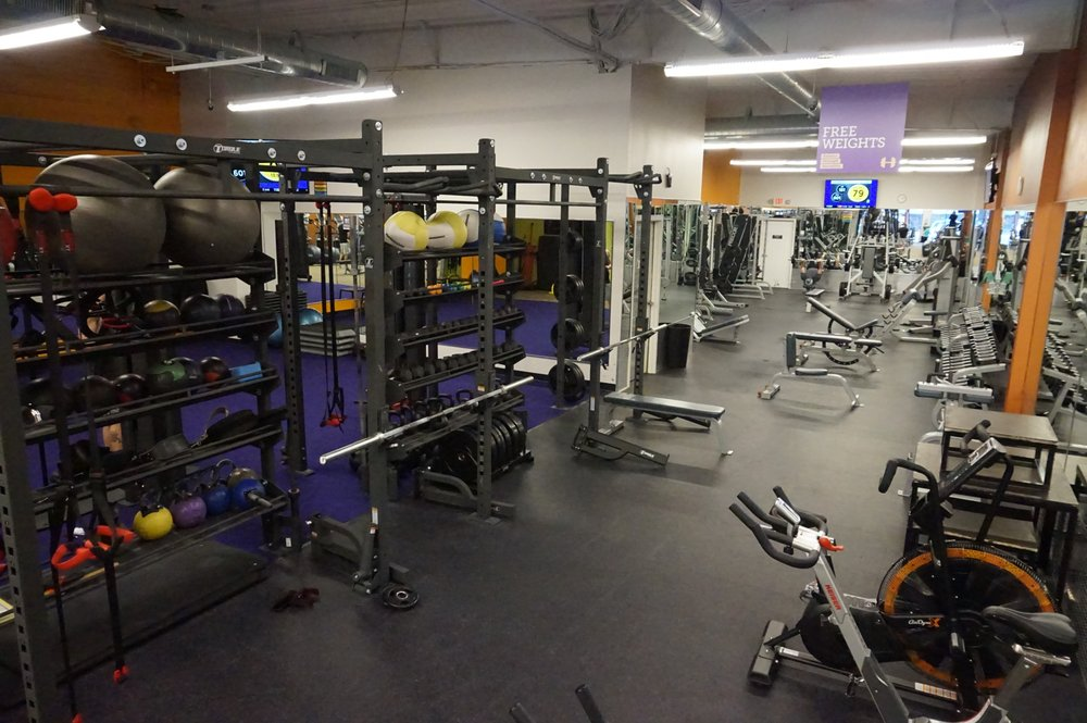 Anytime Fitness: 203 W Cottage Grove Rd, Cottage Grove, WI