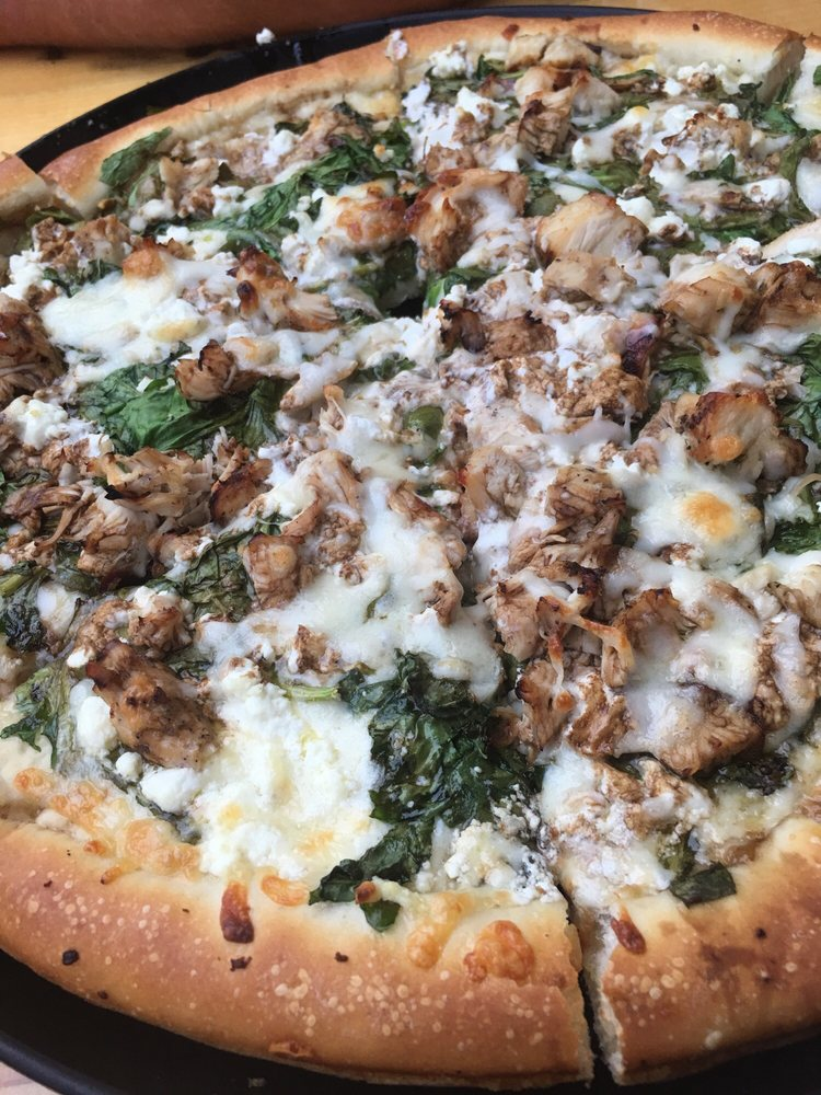 Food from 84 Court Pizza & Restaurant