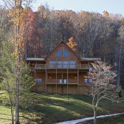 Photo Of B K Cypress Log Homes Western North Carolina Waynesville Nc