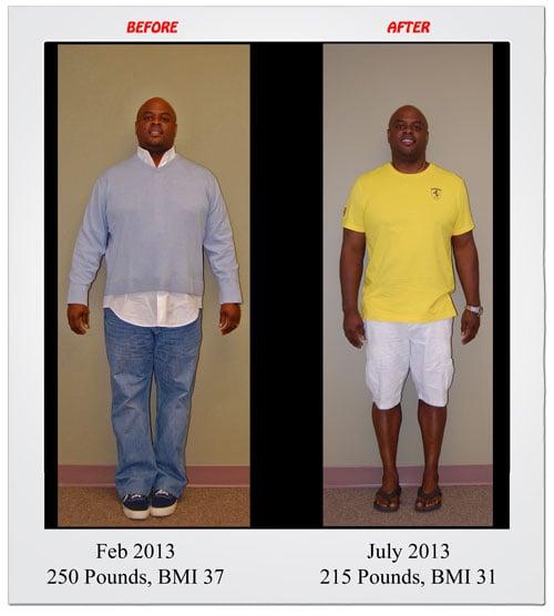 lean cuisine weight loss success stories