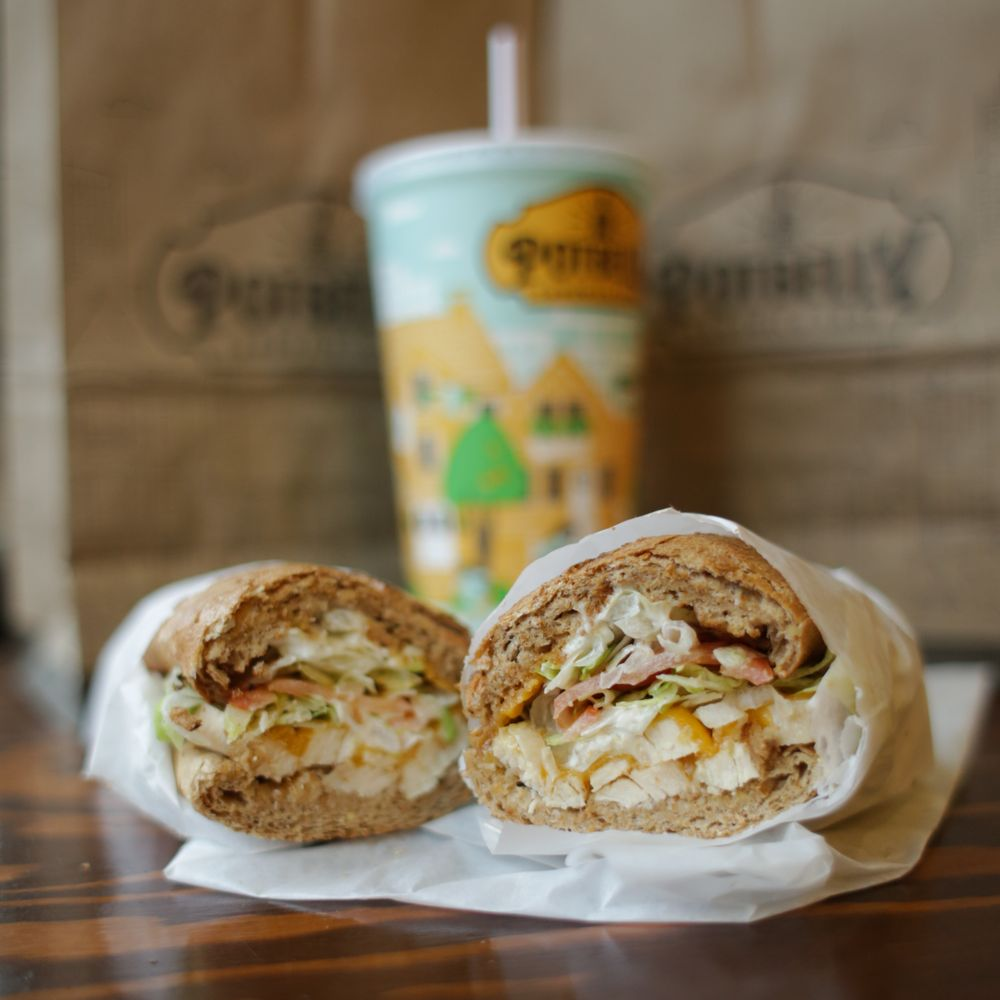 Potbelly Sandwich Shop: 1008 Edwards Ferry Rd NE, Leesburg, VA