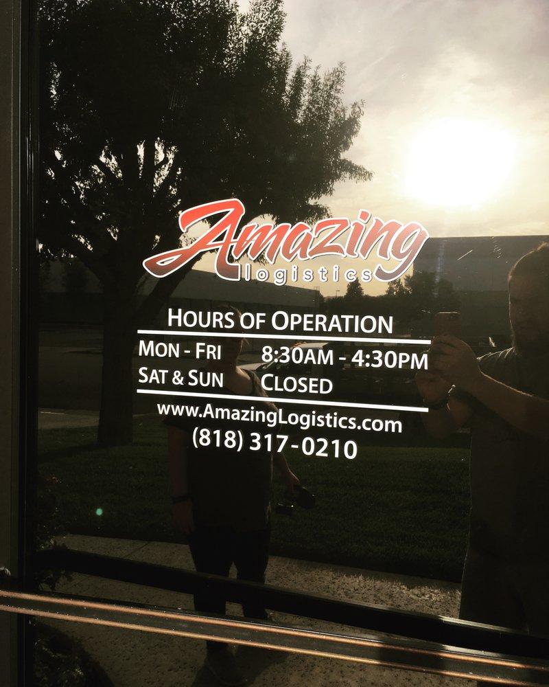 Amazing Logistics: 28920 Avenue Penn, Valencia, CA