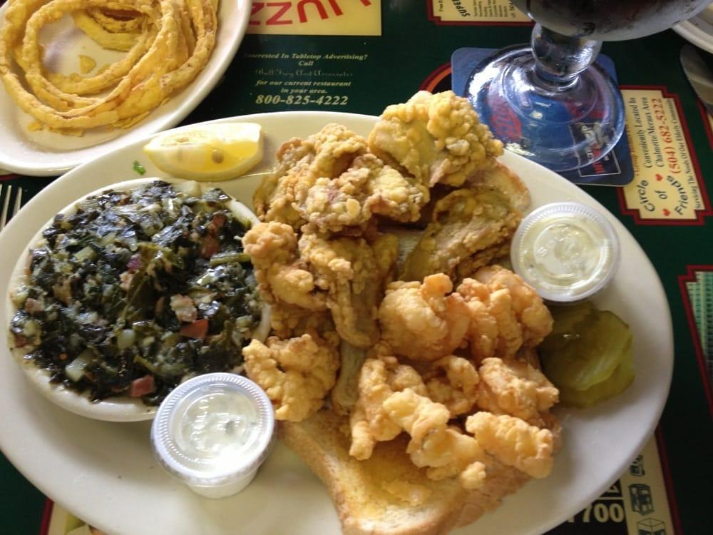 Italian Restaurants Mid City New Orleans