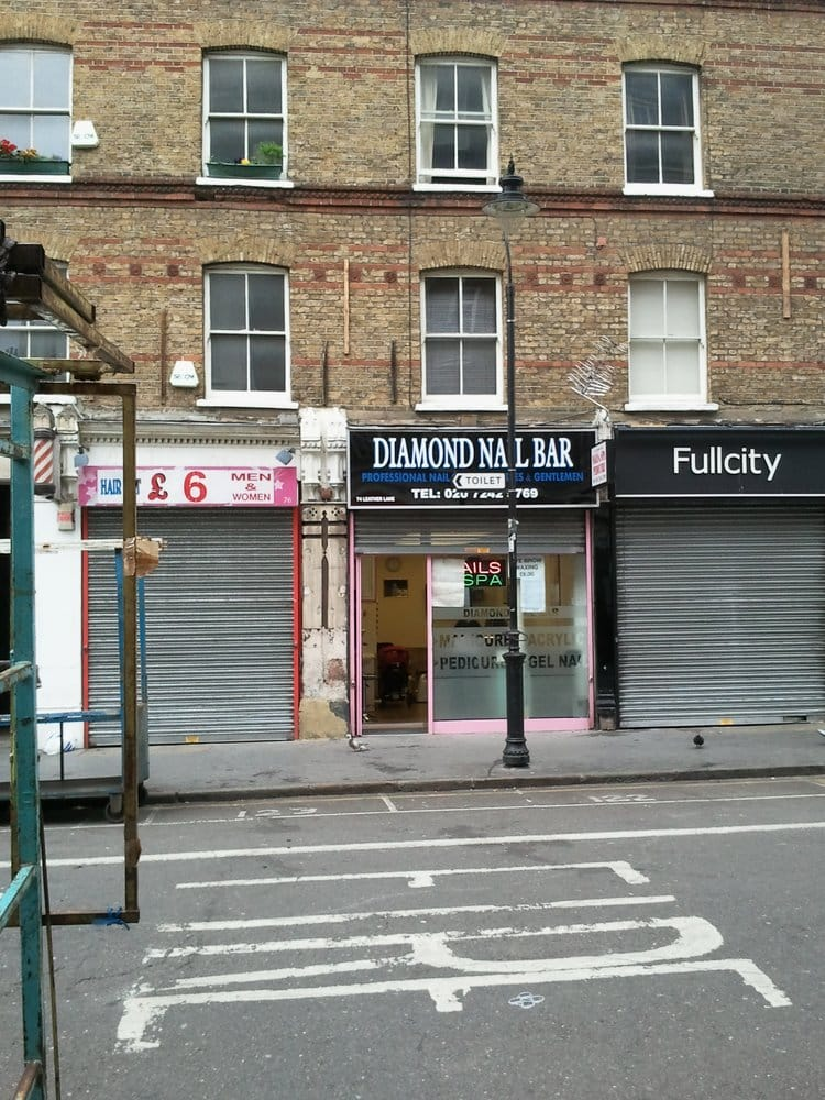 Nail bar near me london