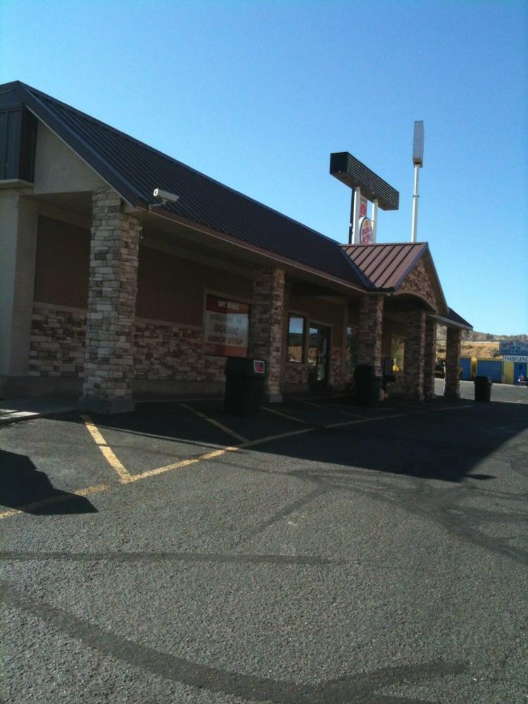Scenic Quik Stop: 1525 S State St, Salina, UT