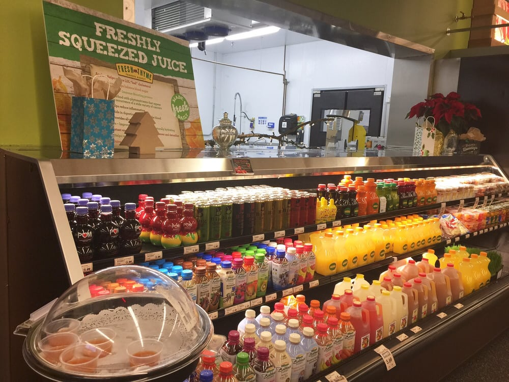 Fresh Juice Bar Yelp
