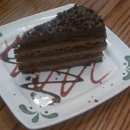 Foto De Olive Garden Italian Restaurant   Springfield, NJ, Estados Unidos.  Triple Chocolate