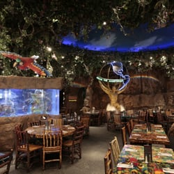 Rainforest Cafe Atlantic City Nj Reviews