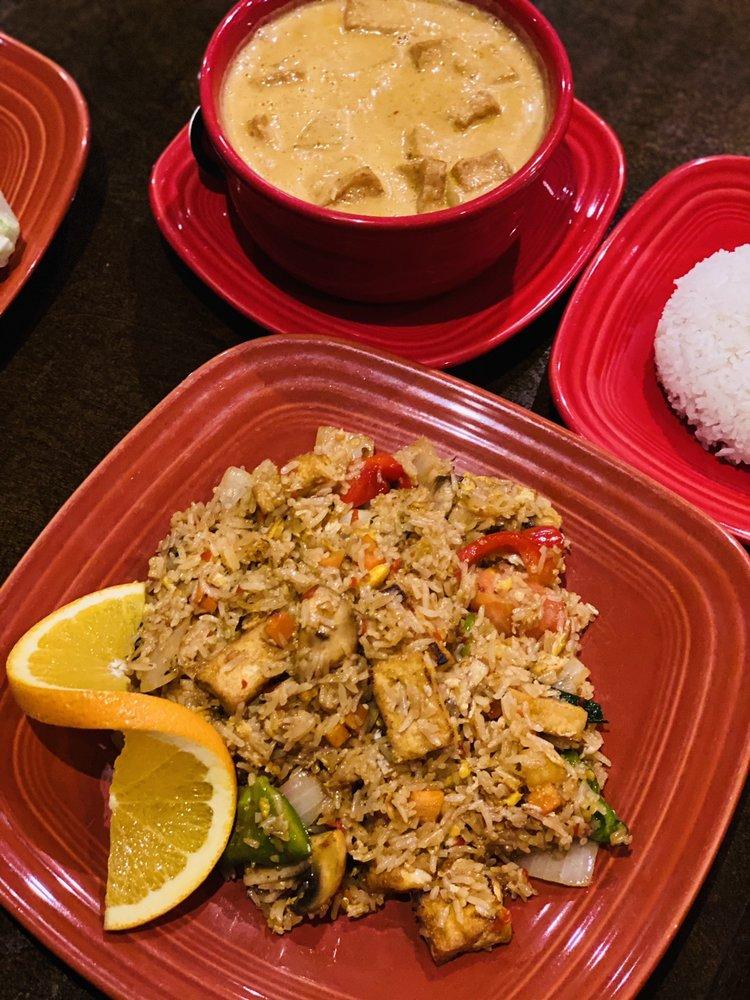 Sweet Basil Thai Cuisine: 211 W Main St, Norman, OK