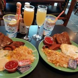 Photo Of Aloha Grill Huntington Beach Ca United States Mimosa 4 00