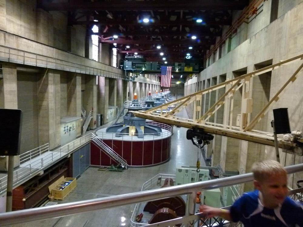 Inside Dam - Yelp
