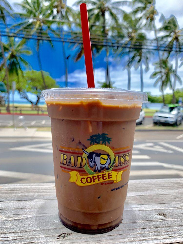 Bad Ass Coffee of Hawaii: 3636 L Honoapiilani Hwy, Lahaina, HI