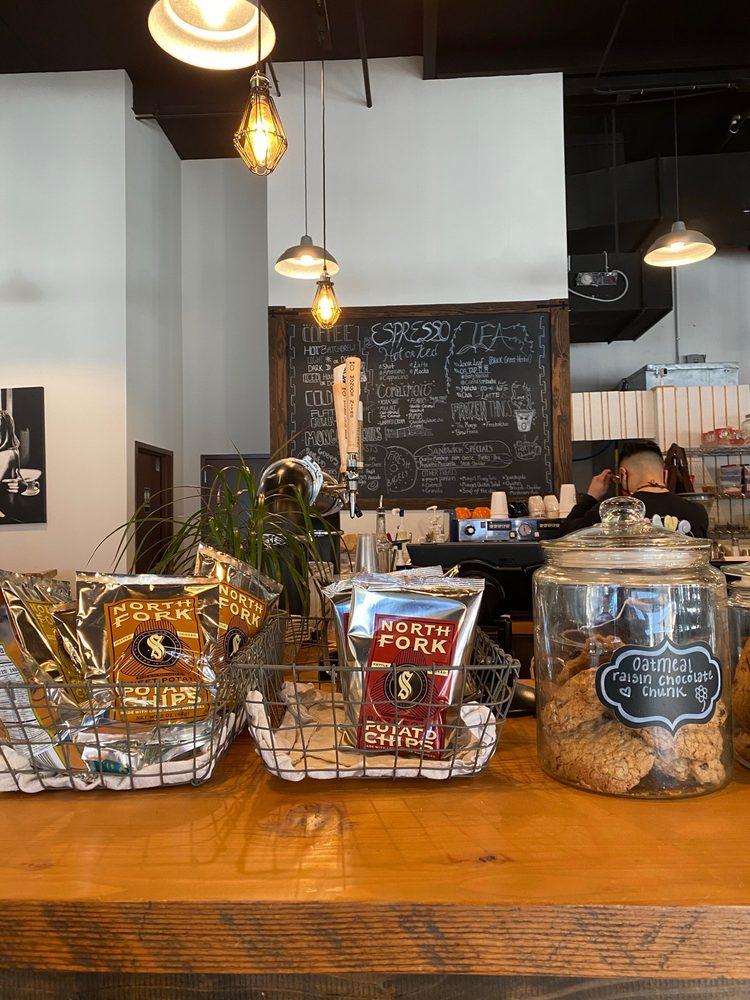 Mongo's Coffee