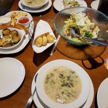 Photo Of Olive Garden Italian Restaurant   Plantation, FL, United States.  Soup And