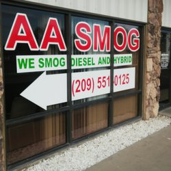 Photo Of Aa Smog Test Only Modesto Ca United States