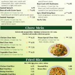 Photos For Cao S Kitchen Asian Bistro Menu Yelp