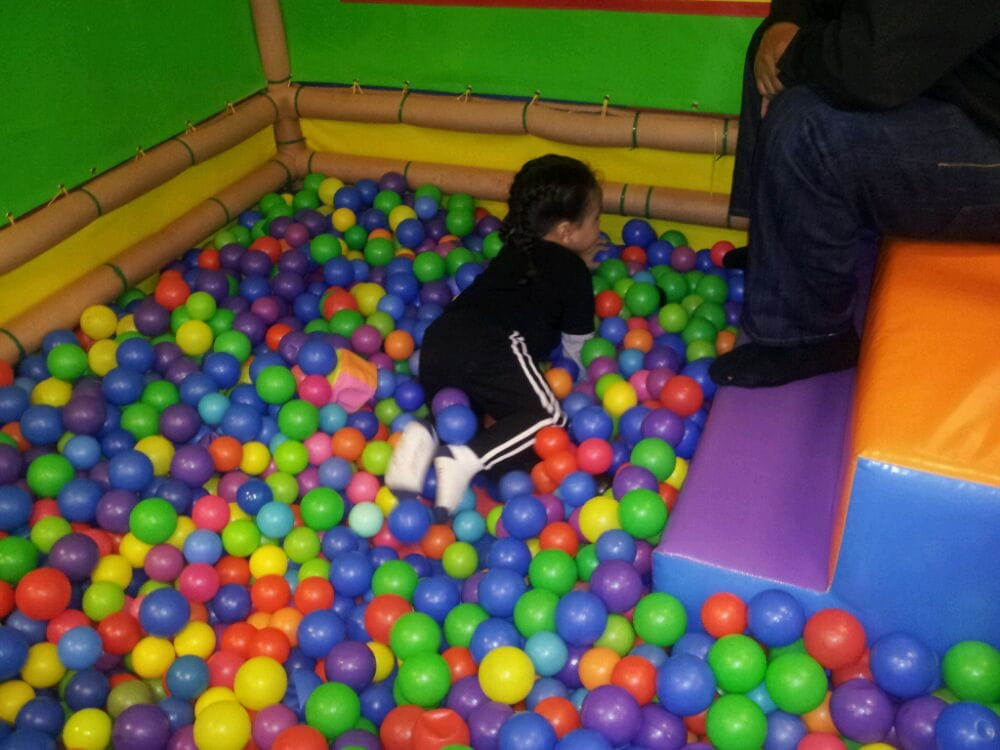 Fun in the ball pit yelp for Ball pits near me