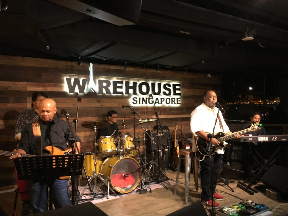 Warehouse Bistro Singapore