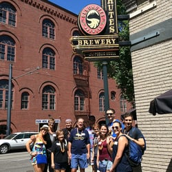 Walking Tour Portland Breweries