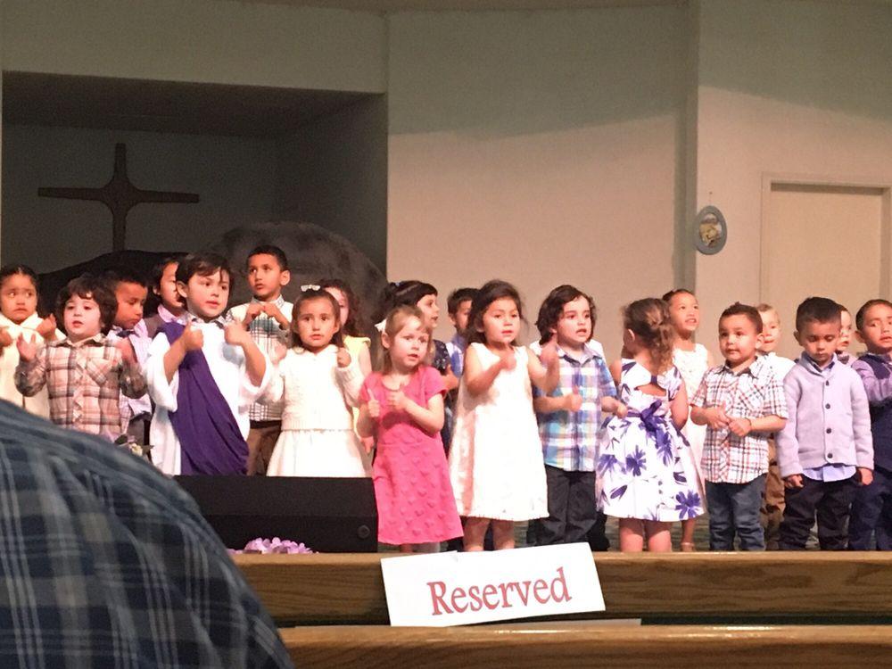Little Friends Christian Pre-School: 1025 Post Dr, Salinas, CA